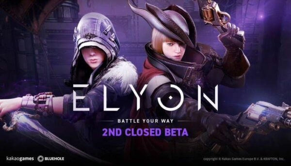 Elyon's Second Closed Beta Underway With Twitch Drops; Learn About The Classes In New Video
