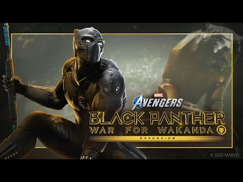 Marvel's Avengers: War For Wakanda Is Now Live, Free For Owners Of Base Game
