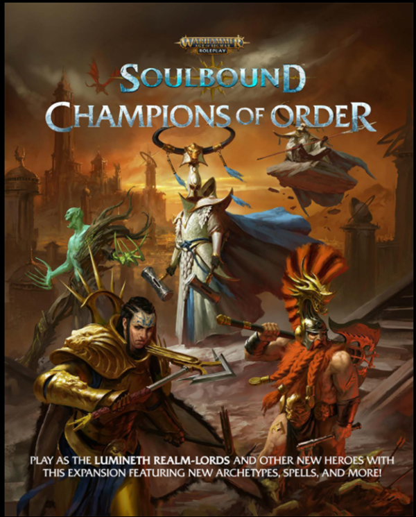 Review of Soulbound: Champions of Order
