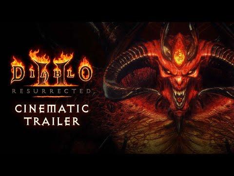 Diablo II Resurrected Cinematic Trailer Drops; Blizzard Talks Bringing Classic ARPG To Console