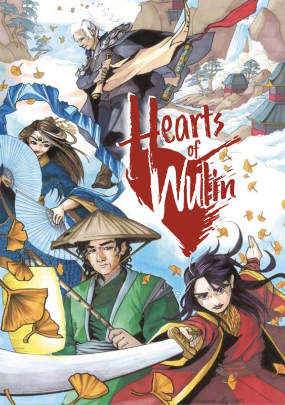 Hearts of Wulin Is A Soaring Swashbuckler