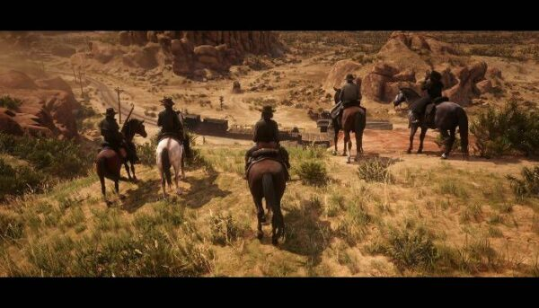 Red Dead Online's Call To Arms Adds Double Currency And Experience Rewards