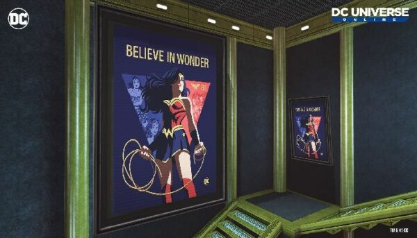 Celebrate Wonder Woman's 80th Anniversary in DC Universe Online With Events and a Free Bundle