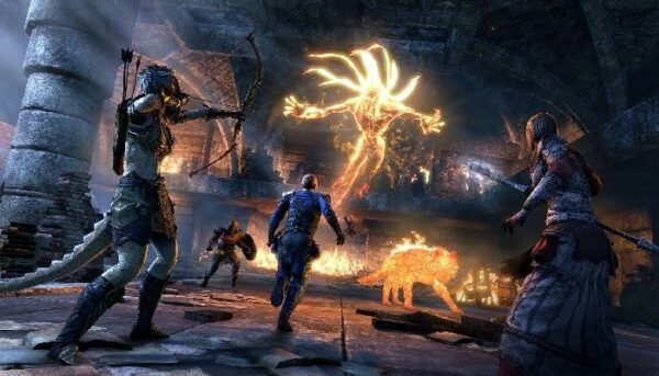 Elder Scrolls Online Opens Free Trial Event for ESO Plus, Including All Released DLC