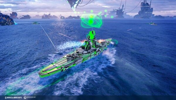 Halloween Challenges Come to World of Warships