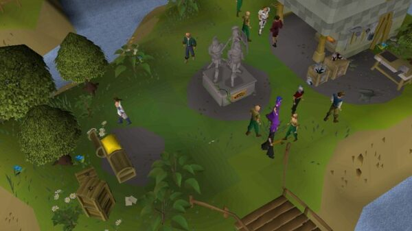 Old School RuneScape Disables Shared Storage Due to 'Unintended Item Behavior'
